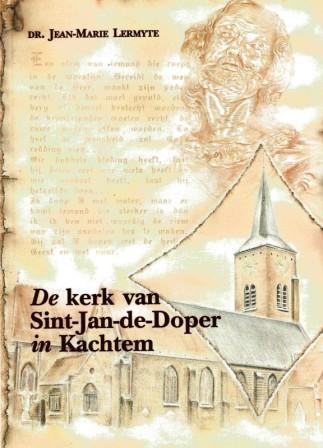 Boekje naan aanleiding van kerk van de maand 1999