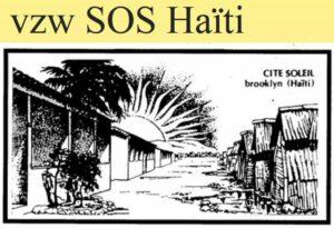 SOS Haïti logo