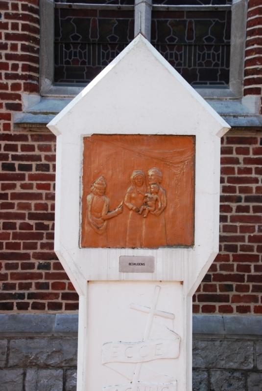 Statie 2: Besnijdenis van Sint-Jan