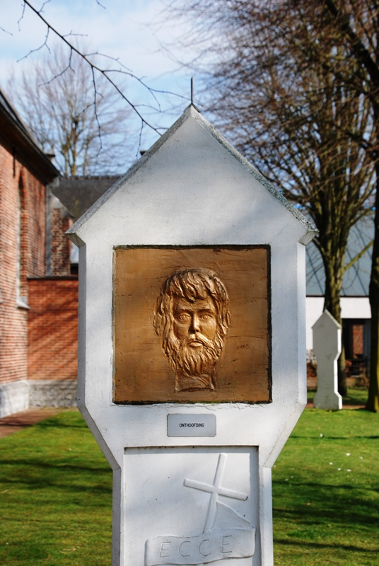 Statie 7: Onthoofding van Sint-Jan